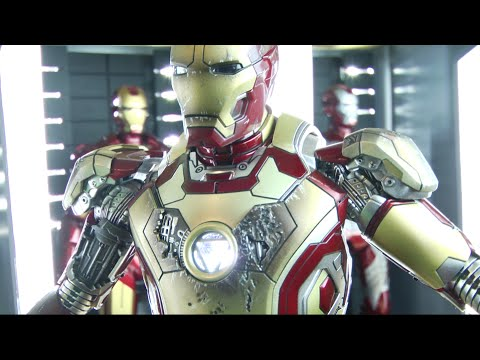 Top Ten reasons why you should get a Mark 42 Die-Cast from Hot Toys  鉄人