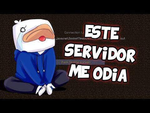 ESTE SERVIDOR ME ODIA | MINECRAFT PVP