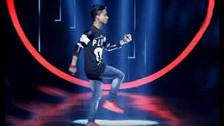 D 4 Dance Reloaded I Vishak - Popping style I Mazhavil Manorama