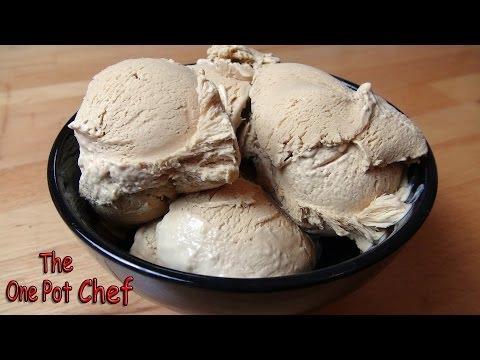 Super Simple Coffee Ice Cream - RECIPE