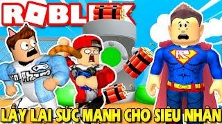 Roblox   KIA VAMY GIÚP SIÊU NHÂN LẤY LẠI SIÊU NĂNG LỰC BỊ ĐÁNH CẮP - Super Hero Adventure   KiA Phạm