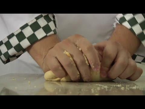 házi tészta készítés