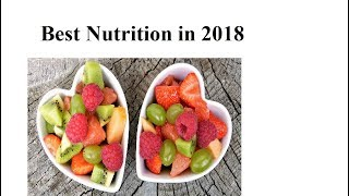 Wellness Show with Dr. Keisha Christian: Best Nutrition Practices  in 2018 Part I