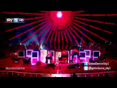 Diversity Performing In Got To Dance Final Of 2012 Hd video