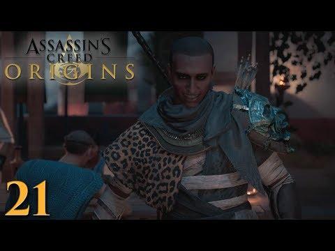 ASSASSINS CREED ORIGINS • Die Alten Zeiten #021
