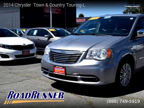 2014 Chrysler Town Country - Roadrunner Auto Group - Canoga Park