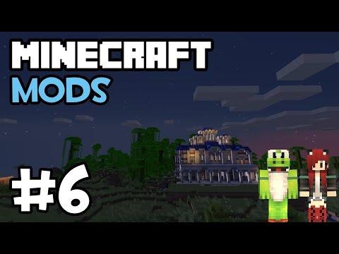 SEL ES UNA MONJA | Minecraft Serie Mods Ep.6
