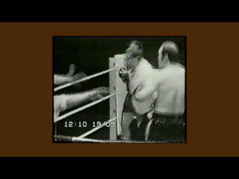 Lenny Mclean Versus Roy Shaw Unlicensed Boxing Third Fight Image 1