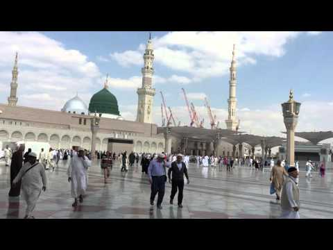 Al Masjid an Nabawi Madina Al Munawara, Saudi Arabia