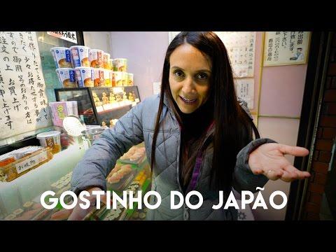 PROVANDO COMIDA JAPONESA NO JAPÃO | Romulo e Mirella | T4. Ep.137 thumbnail