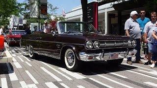 1965 American Motors Rambler Classic 770 Convertible & Start Up on My Car Story with Lou Costabile