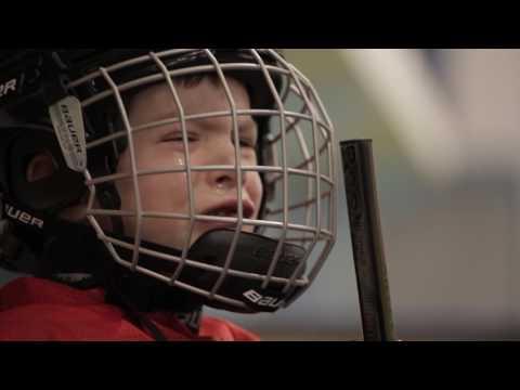 Первый хоккейный турнир у детей 2009 г.р.