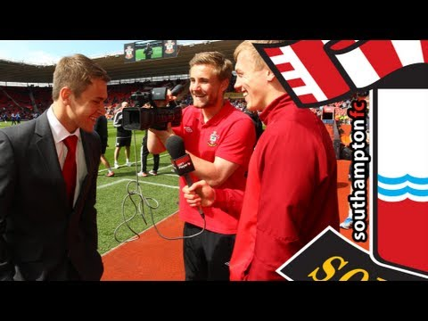 Matchday Uncovered: Southampton vs West Brom 2012-13