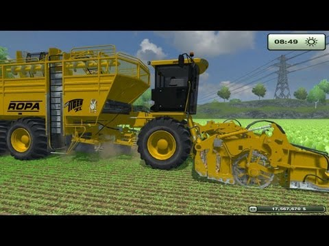 Farming Simulator 2013 Mod Review Ropa Euro Tiger Pack V 1 0(EN)