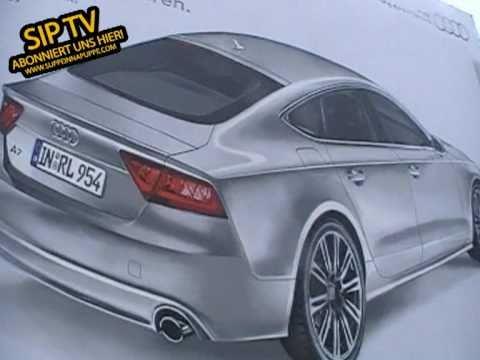 SIP TV - Der größte Audi der Welt (Artwork Innerfields / IWS Berlin)