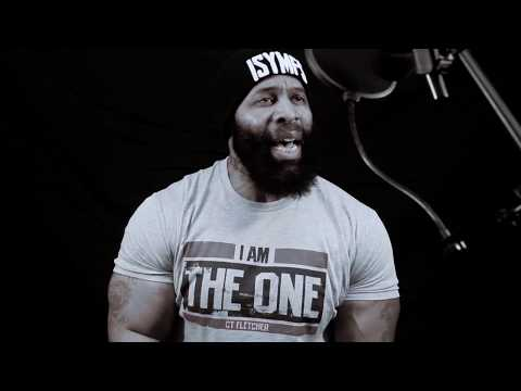 CT FLETCHER - BEHIND THE BEAST