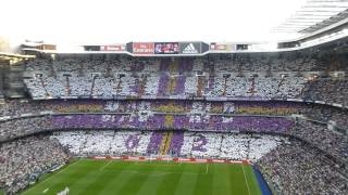 Mosaico Real Madrid - Atlético de Madrid (14/15)
