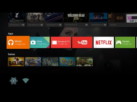 Android TV APPS on FULL Android Version