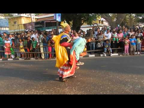 VOTE FOR AAM AADMI PARTY :: VIVA CARNIVAL DE GOA 2016 - 15