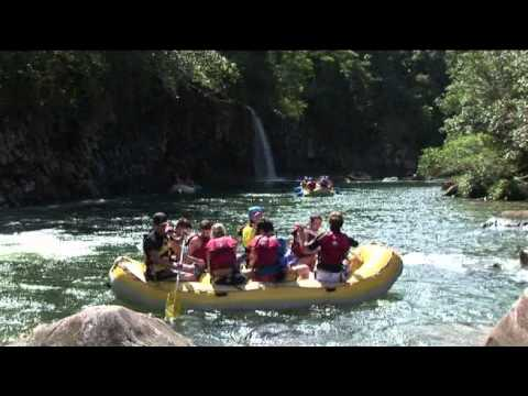 7 News Jan 5 2011 - Rafting
