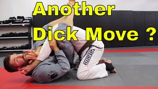 Avoid this technique. . .  if You Like your BJJ Training Partners