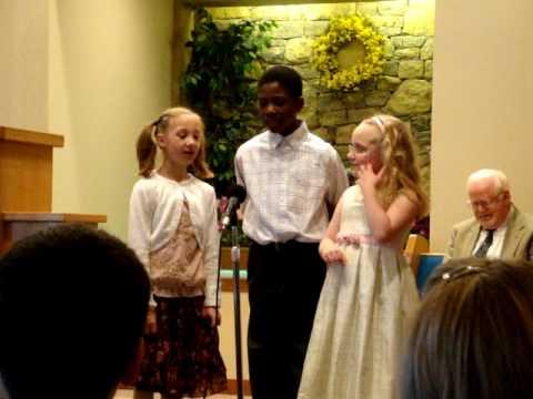 Midland Adventist Academy 2nd graders (April, 09)