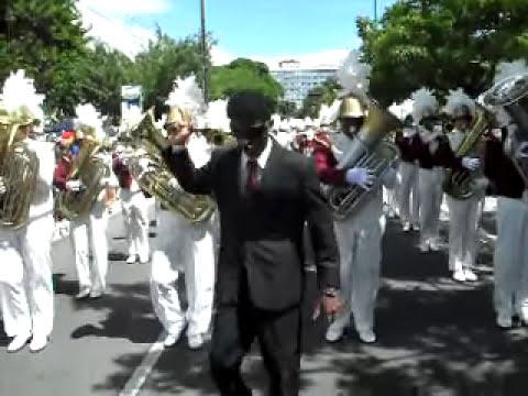 Drum & Brass Corp´s Castro Alves desfile 7 Setembro 2010