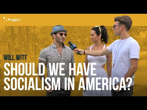 Do Americans Want Socialism? With Will Witt