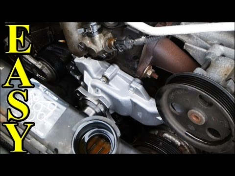 on Jeep Grand Cherokee Thermostat Replacement