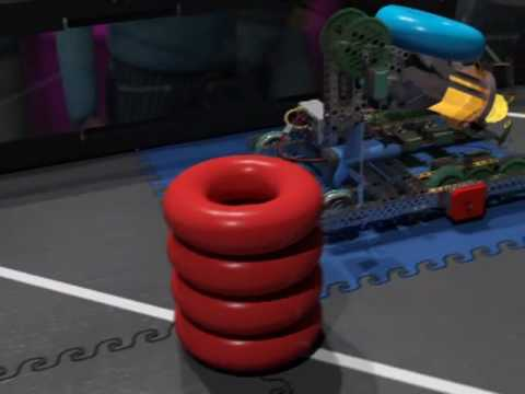 VEX Robotics Competition: Round Up