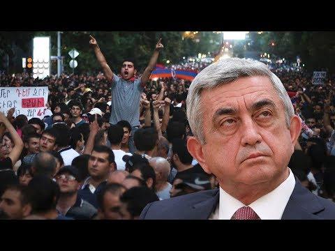 Прем'єр Вірменії Серж Саргсян пішов у відставку