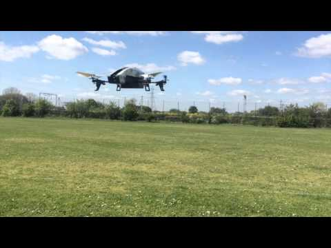 Parrot AR Drone 2.0 Elite Review (HANDS ON)