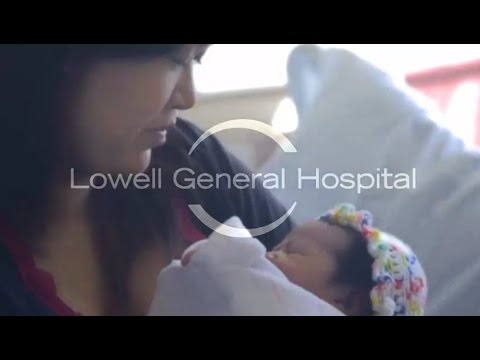 Delivering Your Baby at Lowell General Hospital