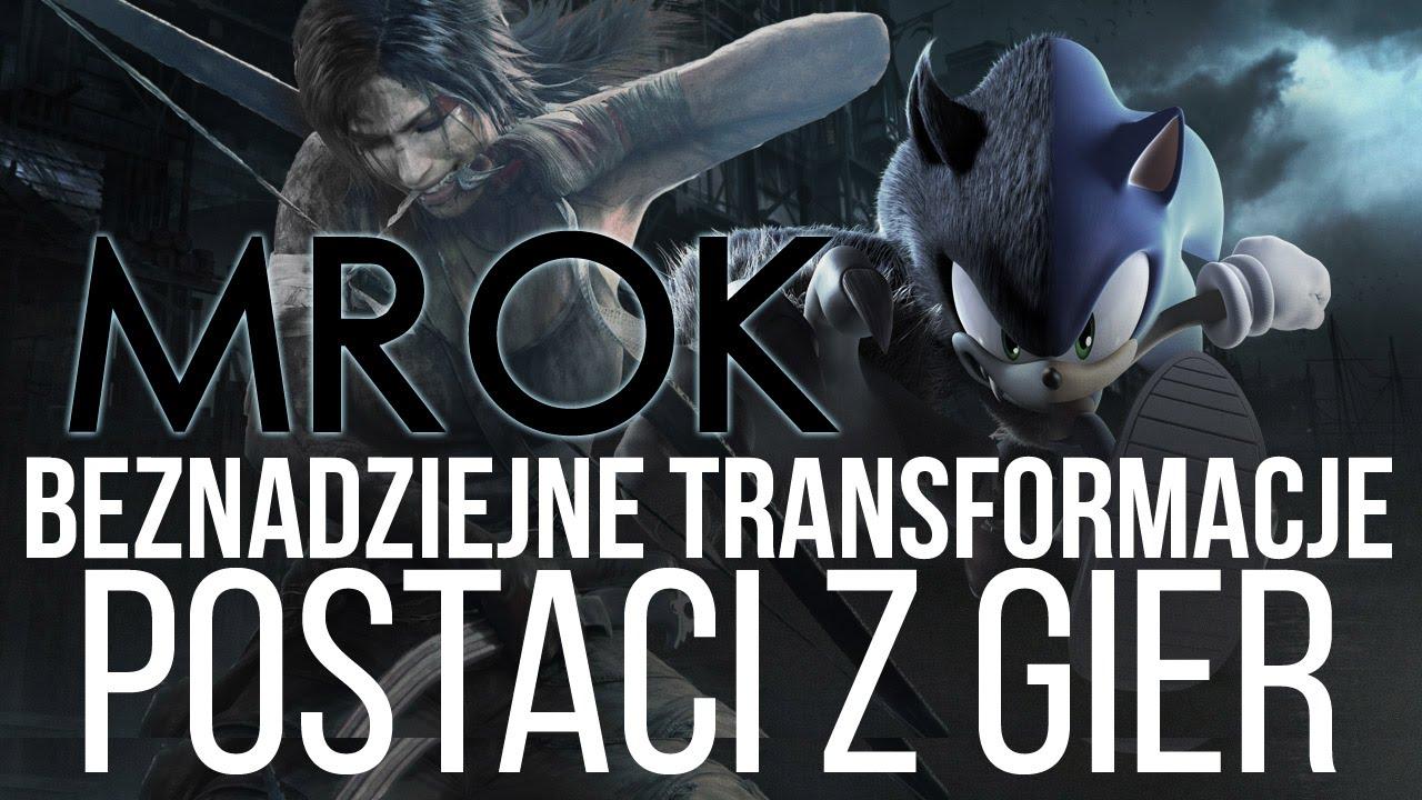 Mrok na siłę - beznadziejne transformacje bohaterów gier [tvgry.pl]