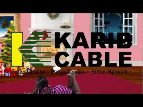 Karib Cable 12 Weeks of Xmas TVC