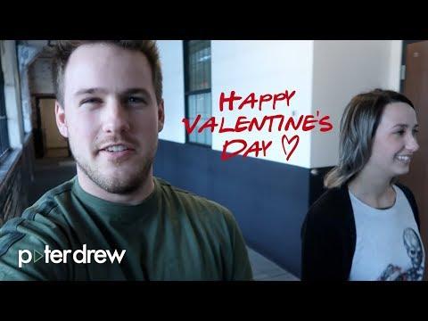 Buffalo Vlogs 05: Single On Valentines Day 😕