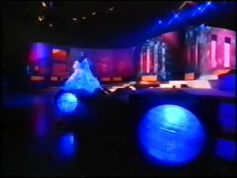 ANNALENE BEECHEY - Beauty & The Beast on the Late Late Show RTE - 2002