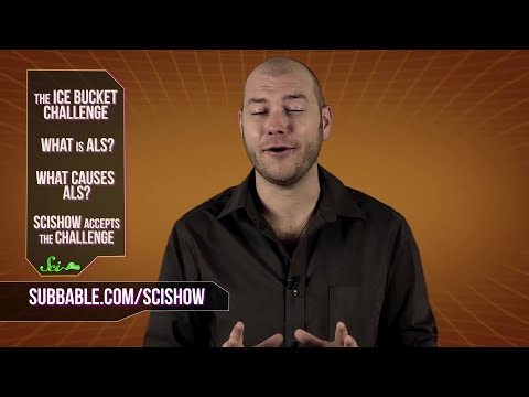 Understanding ALS & SciShow News Takes the Ice Bucket Challenge