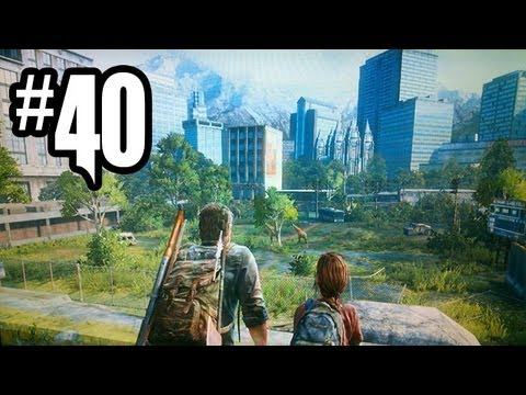 The Last of Us Gameplay Walkthrough – Part 40 – SO MUCH INFECTED!! (PS3 Gameplay HD)