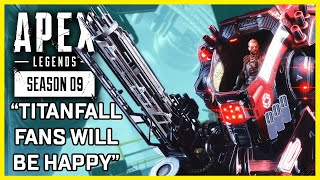"A ""Ton of Titanfall"" Coming To Apex Legends Season 9, Custom Servers, and More Apex Legends News"