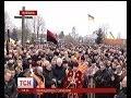 На Львівщині активіста Євромайдану Романа Сеника провели в останню путь mp3