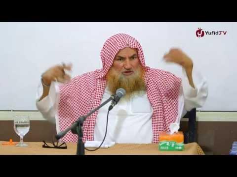 Pengajian Ulama: Fiqh Puasa Ramadhan - Syaikh Dr. Muhammad Musa Nasr - Yufid.TV