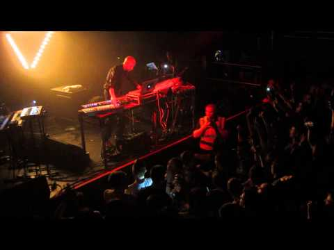 VITALIC LIVE @ The Liquid Rooms Edinburgh 5/4/13 PULSE & Karnival One more Tune!