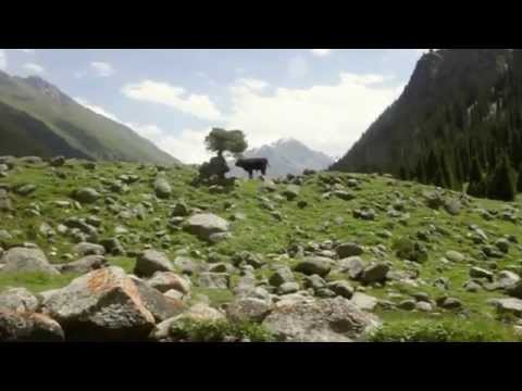 Kyrgyzstan: Central Asia kyrgyz travel movie