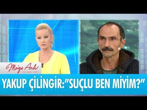 """Yakup Çilingir: """"Suçlu ben miyim?"""" - Müge Anlı İle Tatlı Sert 27 Aralık"""