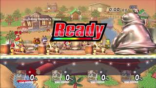 (TAS) SSBB All Event Matches in 14:03.00