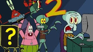 Spongebob FIVE NIGHTS AT KRUSTY KRAB 2