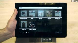 Asus Transformer Prime - podrobn recenze hybridnho tabletu