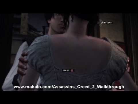 Assassin's Creed 2 Walkthrough - Mission 4: Nightcap HD