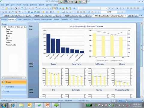 Webinar Creating Effective Reports With Crystal Reports